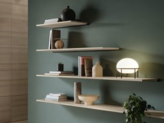 Mensola in legnoLINE - GAROFOLI