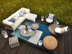 MOBIKA GARDEN, LINEA II Lounge set da giardino