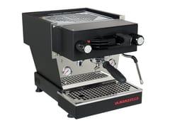 Macchina da caffè in acciaio inoxLINEA MINI BLACK - LA MARZOCCO