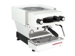 Macchina da caffè in acciaio inoxLINEA MINI WHITE - LA MARZOCCO