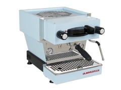 Macchina da caffè in acciaio inoxLINEA MINI BLUE - LA MARZOCCO