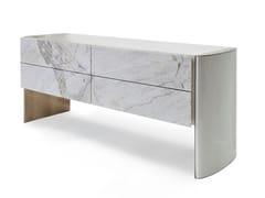 Cassettiera in marmoLINFA | Cassettiera - CORNELIO CAPPELLINI