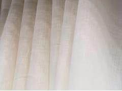 Tessuto a tinta unita in lino per tendeLINO COEX F.R. - MOTTURA TENDE E PROTEZIONE SOLARE