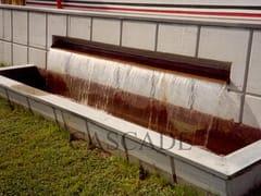 Vasche prefabbricate in materiale composito preassemblateLIPARI - CASCADE