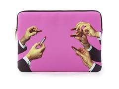 Custodia per laptopLIPSTICKS PINK | Custodia per laptop - SELETTI