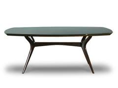 Tavolo laccato rettangolare LIQUID LUNCH | Tavolo rettangolare -
