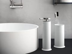 Dispenser sapone / portaspazzolinoGEYSER | Dispenser sapone - COSMIC