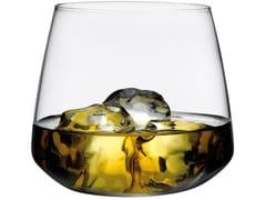 Set di quattro bicchieri in cristallo per whiskyMIRAGE | Bicchiere da liquore - NUDE GLASS