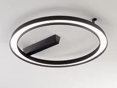 Lampada da soffitto a LED in alluminioLIRA_S - LINEA LIGHT GROUP