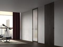 Ghizzi & Benatti, LITE ZERO Porta a battente in vetro