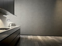 GLAMORA, LITHIUM Carta da parati impermeabile in GlamFusion™ in stile moderno per bagno