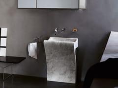 Lavabo rettangolare in marmo LITO 1 - Lito