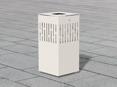 Portarifiuti in acciaio inox per esterniLITTER BIN 1110 | Portarifiuti - BENKERT BÄNKE