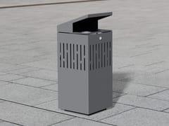 BENKERT BANKE, LITTER BIN 1110 | Portarifiuti con coperchio  Portarifiuti con coperchio