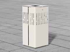 Portarifiuti in acciaio inox per esterniLITTER BIN 1120 | Portarifiuti - BENKERT BÄNKE