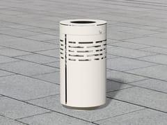 Portarifiuti in acciaio inox per esterniLITTER BIN 1210 | Portarifiuti - BENKERT BÄNKE