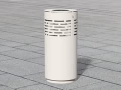 Portarifiuti in acciaio inox per esterniLITTER BIN 1220 | Portarifiuti - BENKERT BÄNKE