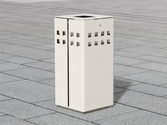 Portarifiuti in acciaio inox per esterniLITTER BIN 1320 | Portarifiuti - BENKERT BÄNKE