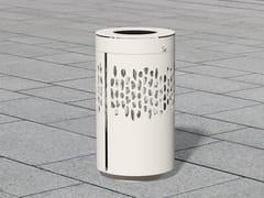 Portarifiuti in acciaio inox per esterniLITTER BIN 1410 | Portarifiuti - BENKERT BÄNKE