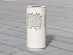 Portarifiuti in acciaio inox per esterniLITTER BIN 1420 | Portarifiuti - BENKERT BÄNKE