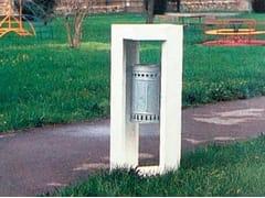 Portarifiuti in cemento per esterniLOOK | Portarifiuti - CANTIERE TRI PLOK