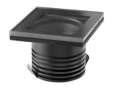 Faretto per esterno a LED in alluminio da incassoLitus 2.5 - L&L LUCE&LIGHT