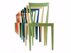 Sedia in legno LIVIA | Sedia in legno -
