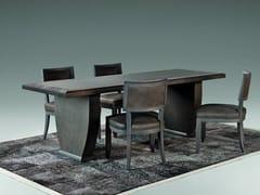 Tavolo da salotto rettangolare in legnoTavolo in legno - PRESTIGE