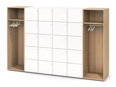 Mobile ufficio alto con serraturaLOCKER_S - BENE