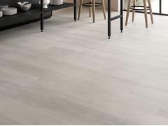 Pavimento/rivestimento in gres porcellanato effetto legnoLOFT Chalk - ITALGRANITI