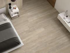 Pavimento/rivestimento in gres porcellanato effetto legnoLOFT Cotton - ITALGRANITI