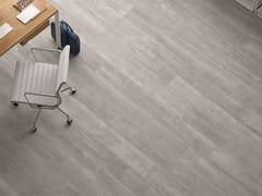 Pavimento/rivestimento in gres porcellanato effetto legnoLOFT Plaster - ITALGRANITI