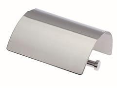 Portarotolo in acciaio inox LOGIC 2260259   Portarotolo - Logic