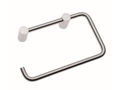 Portarotolo / porta asciugamani in acciaio inox LOGIC 2260254 - Logic