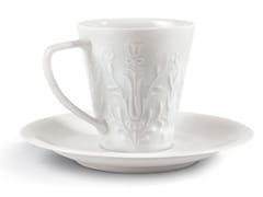 Tazza da caffè in porcellanaLOGOS | Tazza - LLADRÓ