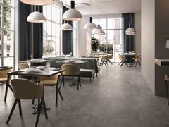 CERAMICHE KEOPE, LONDALE GREY Pavimento/rivestimento in gres porcellanato effetto cemento