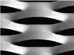 Rete stirata per rivestimento di facciataLONDRA - ITALMESH