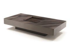 Tavolino rettangolare con vassoio LONELY | Tavolino con vassoio - Loveluxe - Regency