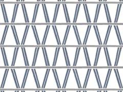 Carta da parati geometrica in tessuto non tessutoLONG BEACH - GANCEDO