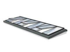 Finestra da tetto in acciaio e vetroLONGLIGHT 5-25° - VELUX