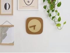 Orologio in acciaio da pareteLORA - HIRO