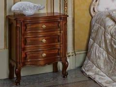Comodino in legno con cassettiLOUIS XV | Comodino - ARNABOLDI INTERIORS