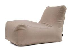 Chaise longue imbottita in tessutoLOUNGE RIVIERA - PUSKU PUSKU