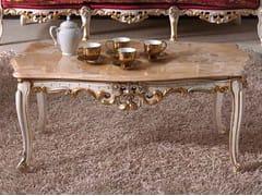 Tavolino basso in marmo BAROQUE | Tavolino basso - Baroque