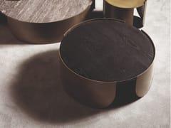 Tavolino basso in legno e metalloATENAE | Tavolino basso - CANTORI