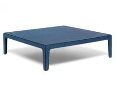 Tavolino basso quadrato in eucaliptoWOOD | Tavolino basso - EPÒNIMO