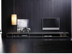 Mobile TV basso in alluminioZUMM | Mobile TV basso - SELLEX