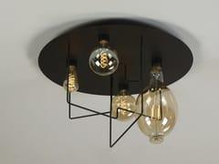 Lampada da soffitto a LED in metalloLP - CATTANEO ILLUMINAZIONE