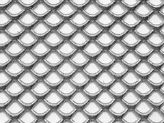 Lamiera forata e stirataLS8 (FE+AI) - ARCHITECTURAL PROMETAL