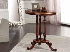 Tavolino rotondo in legno masselloLUCKY | Tavolino - ARVESTYLE